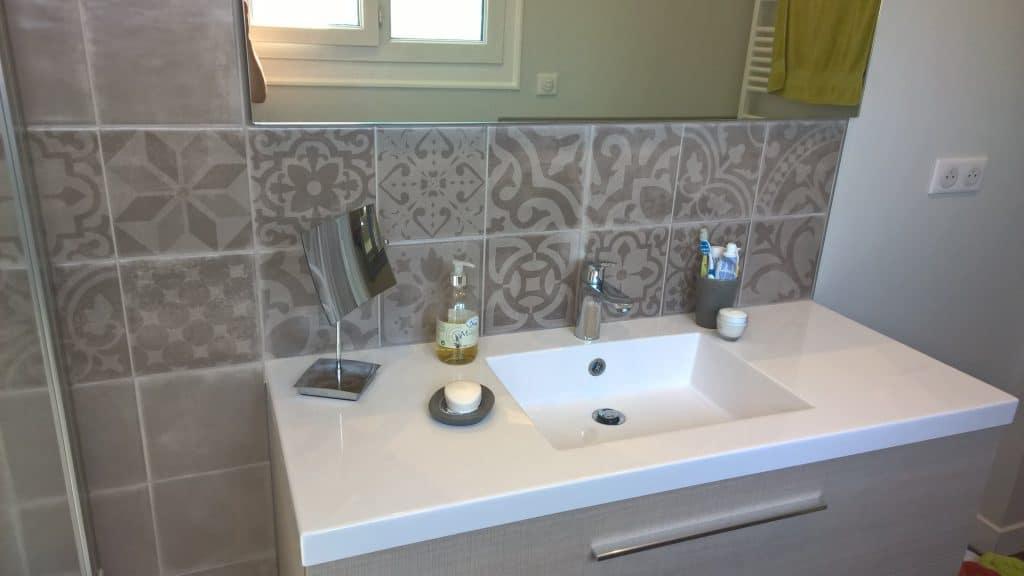 R novation d une salle de bain et wc 31100 toulouse - Showroom salle de bain toulouse ...