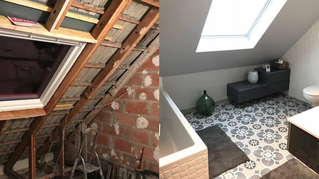 Rénovations de salle de bain – 31000 TOULOUSE - Solutio Travaux Toulouse